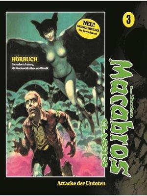 cover image of Macabros--Classics, Classics, Folge 3