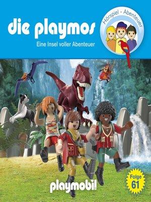 cover image of Die Playmos--Das Original Playmobil Hörspiel, Folge 61