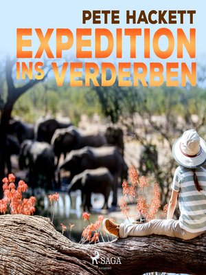 cover image of Expedition ins Verderben