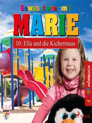 cover image of Gewusst wie--mit Marie, 10