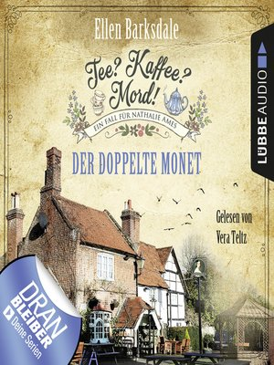cover image of Nathalie Ames ermittelt--Tee? Kaffee? Mord!, Folge 1