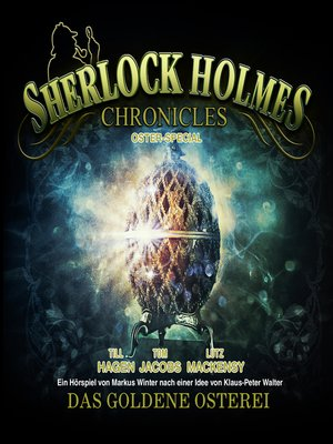 cover image of Sherlock Holmes Chronicles, Oster Special