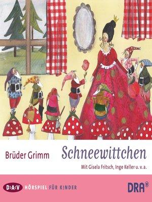 cover image of Schneewittchen (Hörspiel)