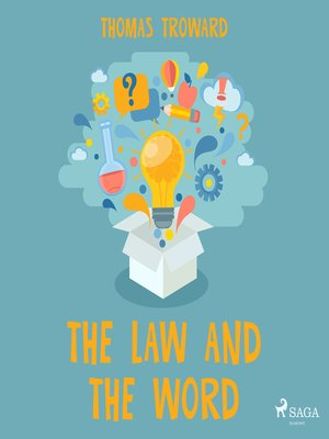 cover image of The Law and the Word