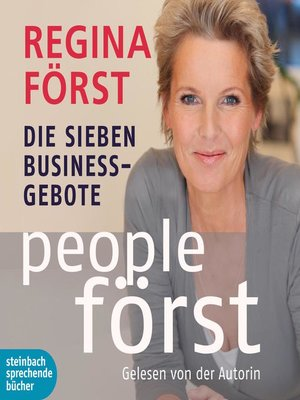 cover image of People Först--Die sieben Business-Gebote