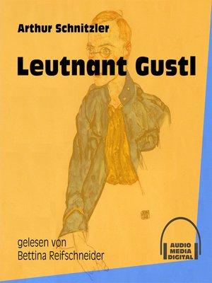 cover image of Leutnant Gustl