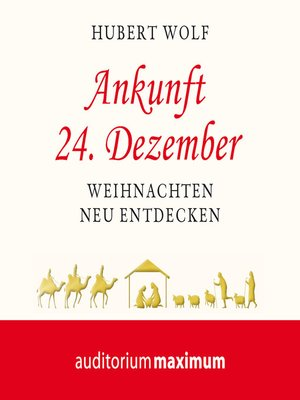 cover image of Ankunft 24. Dezember