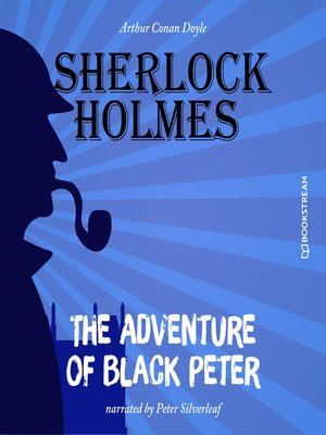 cover image of The Adventure of Black Peter