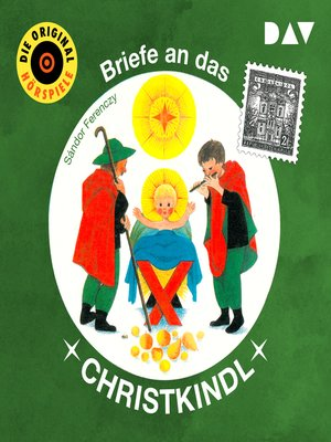 cover image of Briefe an das Christkindl