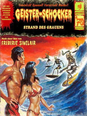 cover image of Geister-Schocker, Folge 70