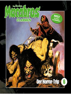 cover image of Macabros--Classics, Folge 6