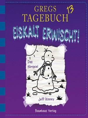 cover image of Gregs Tagebuch, 13
