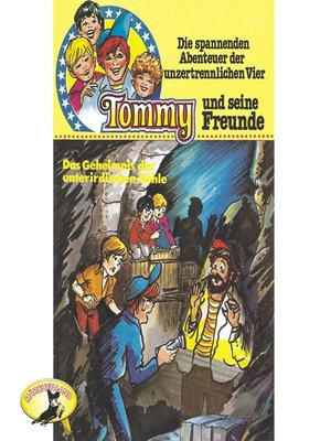 cover image of Tommy und seine Freunde, Folge 8