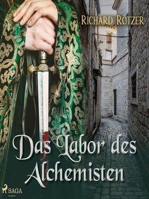 cover image of Das Labor des Alchemisten
