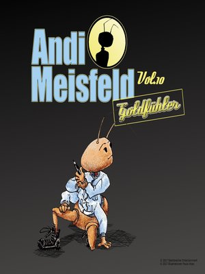 cover image of Andi Meisfeld, Folge 10