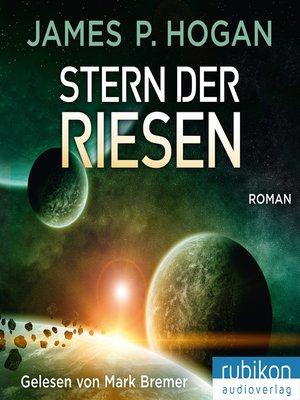 cover image of Stern der Riesen--Riesen Trilogie (3)
