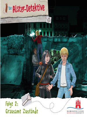 cover image of Die Alster-Detektive, Folge 2