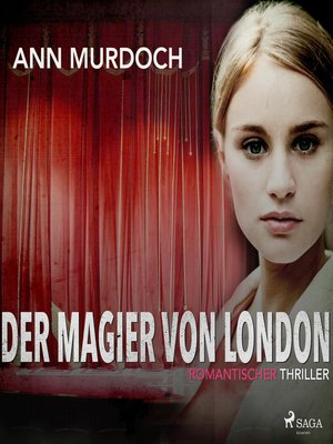cover image of Der Magier von London. Romantic Thriller