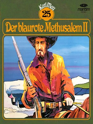 cover image of Karl May, Grüne Serie, Folge 25