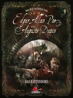 cover image of Edgar Allan Poe & Auguste Dupin, Aus den Archiven, Folge 9