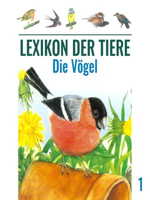 cover image of Lexikon der Tiere, Folge 1