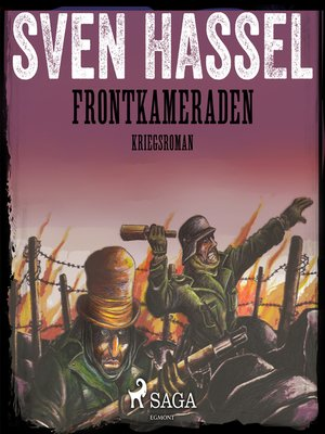 cover image of Frontkameraden