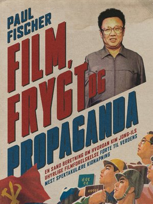 cover image of Film, frygt og propaganda