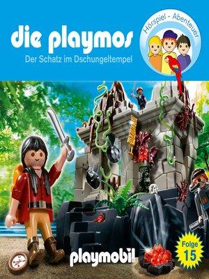 cover image of Die Playmos--Das Original Playmobil Hörspiel, Folge 15