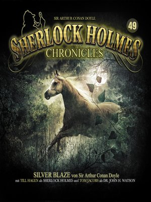 cover image of Sherlock Holmes Chronicles, Folge 49