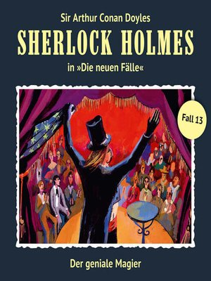 cover image of Sherlock Holmes, Die neuen Fälle, Fall 13