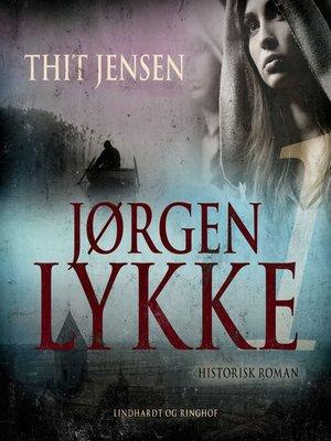cover image of Jørgen Lykke, bind 1
