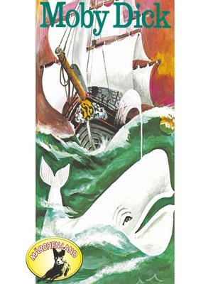 cover image of Herman Melville, Moby Dick