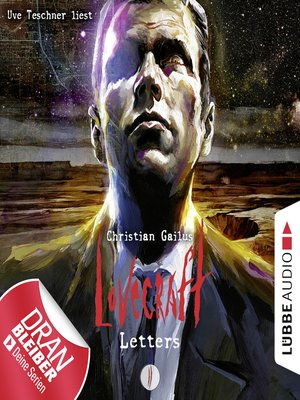 cover image of Lovecraft Letters--Lovecraft Letters, Folge 2