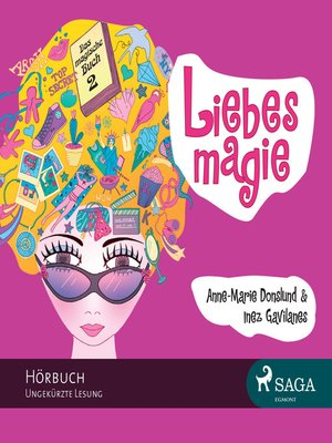 cover image of Liebesmagie--Das magische Buch, Folge 2