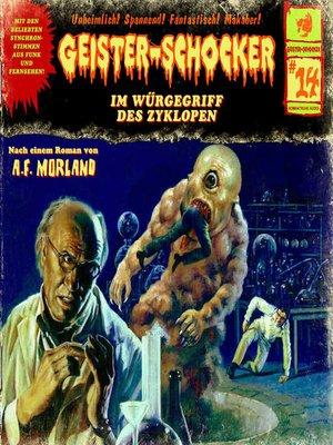 cover image of Geister-Schocker, Folge 14