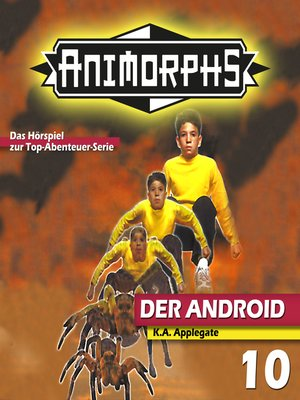 cover image of Animorphs, Folge 10