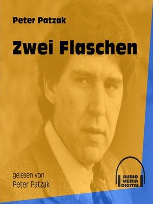 cover image of Zwei Flaschen