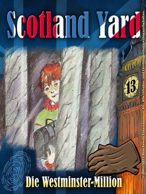 cover image of Scotland Yard, Folge 13