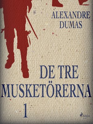 cover image of De tre musketörerna 1