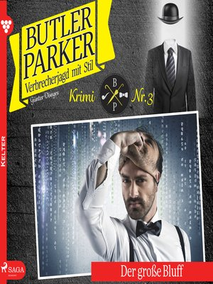cover image of Butler Parker, 3