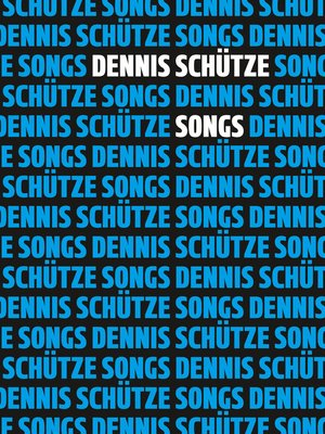 cover image of Songs