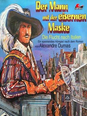 cover image of Der Mann mit der eisernen Maske, Folge 1
