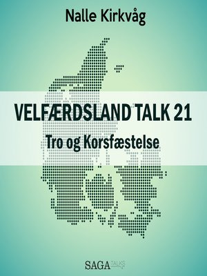 cover image of Velfærdsland TALK, 21