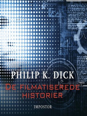 cover image of De filmatiserede historier--Impostor