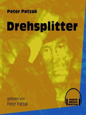 cover image of Drehsplitter