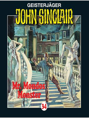 cover image of John Sinclair, Folge 34