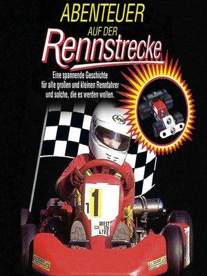 cover image of Abenteuer auf der Rennstrecke