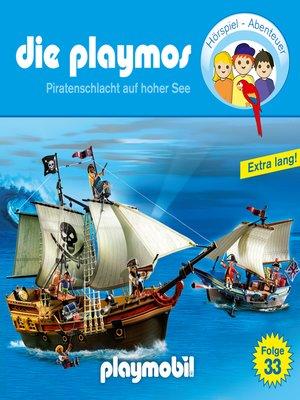 cover image of Die Playmos, Folge 33