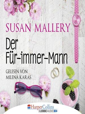 cover image of Der Für-immer-Mann