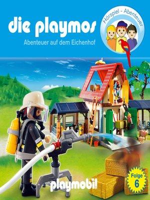 cover image of Die Playmos--Das Original Playmobil Hörspiel, Folge 6